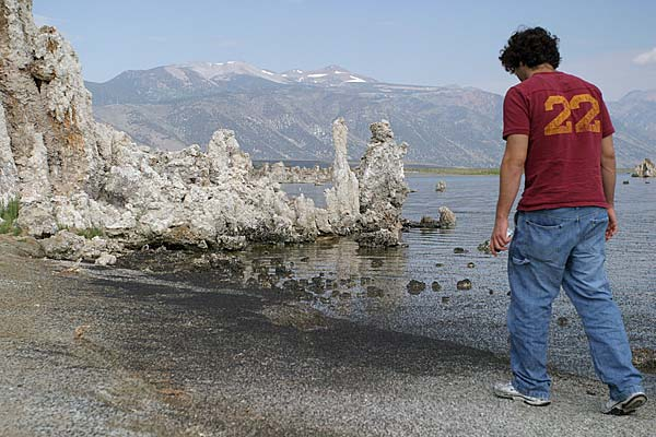 Mono Lake | Canon 10D, EF 17-40 4.0, 40mm, f 5.0, 1/4000s, ISO 800