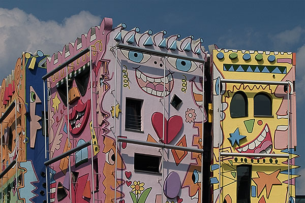 Happy Rizzi House Braunschweig | Canon 10D, EF 70-200 2.8, 70mm, f 8.0, 1/1000s, ISO200