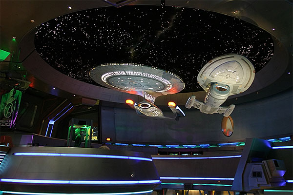 Star Trek, Las Vegas | Canon 10D, EF 17-40 4.0, 17mm, f 4.0, 1/4s, ISO 800