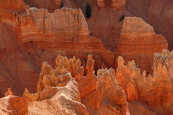 Bryce Canyon | Canon 10D, EF 70-200 2.8, 70mm,  f 22, 1/20s, ISO200