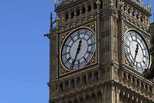 Big Ben | Canon 10D, EF 70-200 2.8, 108mm,  f 4.5, 1/1500s, ISO200
