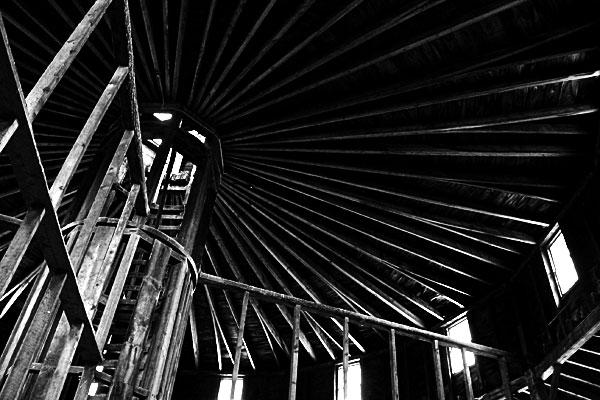 Round Stone Barn, Hancock Shaker Village